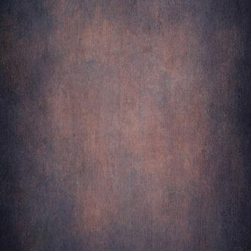 Printed Old Masters Light Coral And Deep Blues Backdrop - 6909