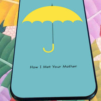 How I met your mother for iPhone 4/4s, iPhone 5/5S/5C/6, Samsung S3/S4/S5 Unique Case *76*