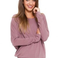 Eberjey - Heather Slouchy Tee