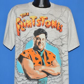 90s Flintstones Movie 1994 John Goodman t-shirt Extra Large