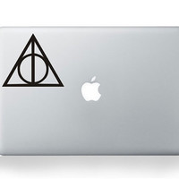 Harry potter macbook stickers macbook pro decals mac decal mac stickers apple decal mac skin mac vinyl decal laptop decals for mac pro /air