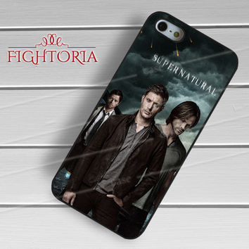 Supernatural dean sam winchester castiel Poster Case -swn for iPhone 6S case, iPhone 5s case, iPhone 6 case, iPhone 4S, Samsung S6 Edge