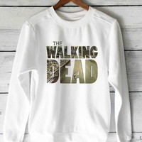 the walking dead sweater unisex adults