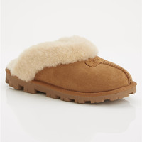 UGG Australia Women's Coquette Slippers Shoes 5125 at BareNecessities.com