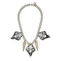 Lulu Frost for J.Crew compass rose necklace - jewelry - Women's new arrivals - J.Crew
