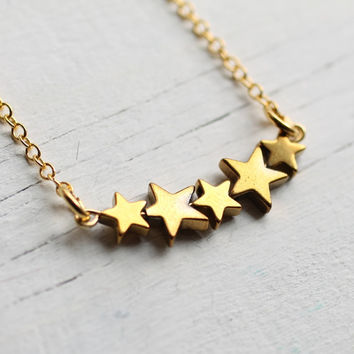Star Necklace ... Constellation Milky Way Space Astrology