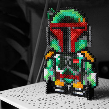 Star Wars Boba Fett Decoration Figure (Standalone)