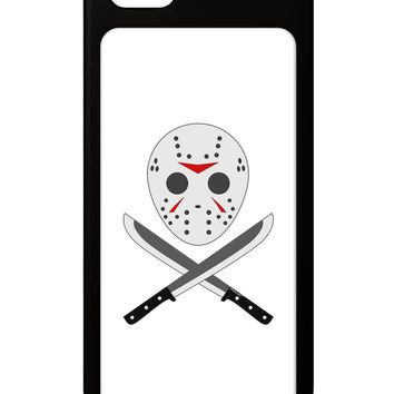 Scary Mask With Machete - Halloween iPhone 5 / 5S Grip Case