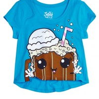 Rootbeer Float Graphic Tee | Girls Crop Tees Graphic Tees | Shop Justice
