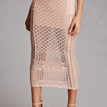 Kikiriki Sheer Mesh Skirt