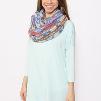 3/4th Sleeve Piko: Mint
