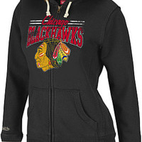 Mitchell & Ness Chicago Blackhawks Women's Vintage Hoodie