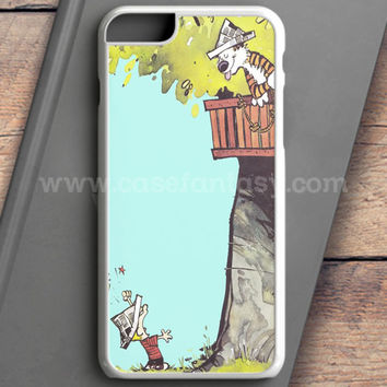 Calvin And Hobbes Jaws iPhone 6 Case | casefantasy