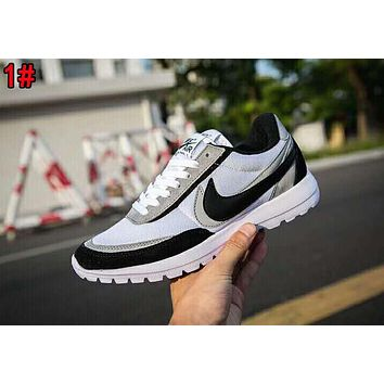 Nike Fashion Men Casual Net Surface Breathable Sport Running Shoes Sneakers 1#