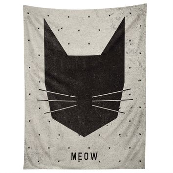 Meow Tapestry