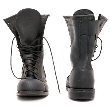 CARBON COMBAT BOOT - Boots | Nice Collective