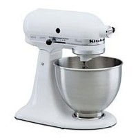 KitchenAid Classic 4-1/2-Quart Stand Mixer With Bonus Spatula