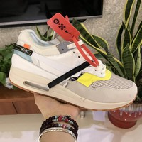 Nike Air Max 1 Off-White Bespoke IND AA7293-100 Size 40-45