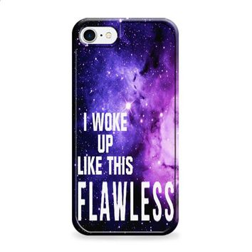 BEYONCE FLAWLESS QUOTE NEBULA iPhone 6 | iPhone 6S case