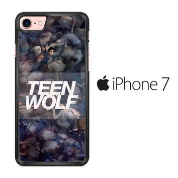 Teen Wolf Sesion 5 iPhone 7 Case