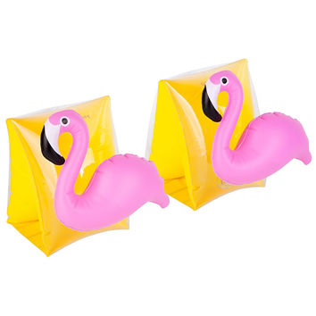 Inflatable Flamingo Arm Band