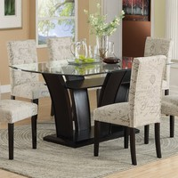Casual 7 Piece Dining Set