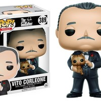 Funko Pop Movies: Godfather Vito Corleone 389 4714
