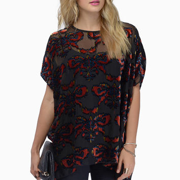 Burn Bright Top