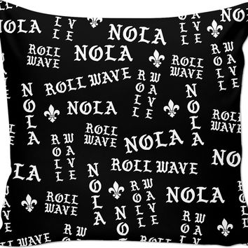 ROCP NOLA Roll Wave Couch Pillow
