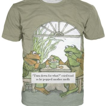 ROTS Frog And Toad T-Shirt