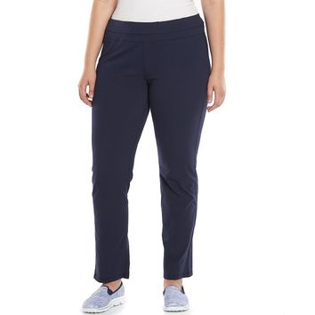 Tek Gear Skinny Casual Workout Pants - Women's Plus Size, Size: