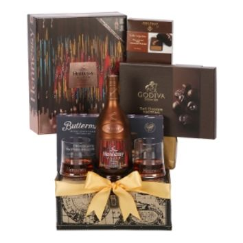 Mel & Rose - THE PRIVILEGE OF HENNESSY GIFT BASKETS- Los Angeles