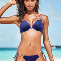 The Crossback Gorgeous Add-2-Cups Halter - Beach Sexy - Victoria's Secret