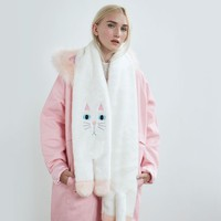 Lazy Oaf Kitty Scarf - View all - New In - Womens