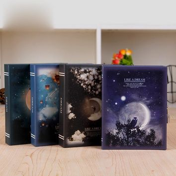 """New """"Like A Dream"""" Luxury Notebook Diary Planner Journal Lock Box Gift Package"""