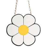 White Daisy Bag