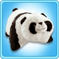 Cuddle Pet Pillow Panda 18""