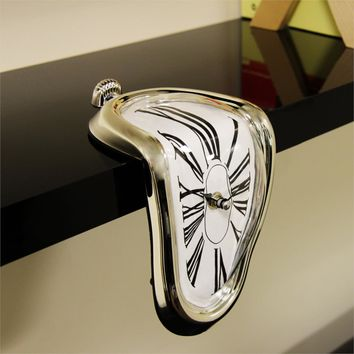 thumbs Up Melting Clock