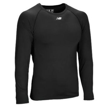 new balance tmt9314 long sleeve compression top