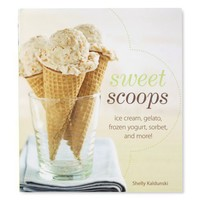 Sweet Scoops Cookbook