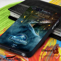 Welcome to Jurassic World for iPhone 4, iPhone 5, iPhone 5c, iPhone 6, iPhone 6 plus, iPod 4, iPod 5, Samsung Galaxy Note 3, Galaxy Note 4, Galaxy S3, Galaxy S4, Galaxy S5, Galaxy S6, Phone Case