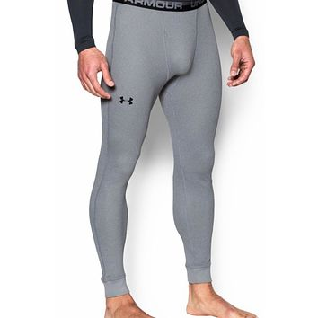 Under Armour Charcoal Amplify Thermal Legging