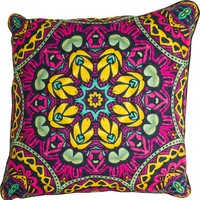 ANKIT MANDALA THROW PILLOW