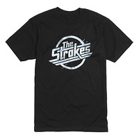 The Strokes Faded Logo T-Shirt