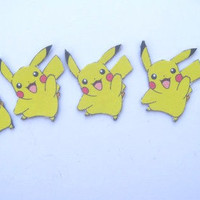 Pokemon Magnet Set - Pikachu
