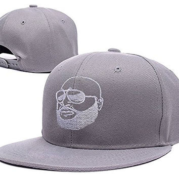 DEBANG Like A Boss Rick Ross Cap Embroidery Snapback Hat