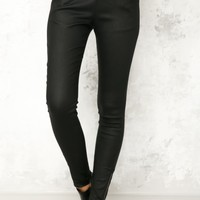 Fast Lane Pants Black