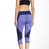 Lotus Colorblock Capri