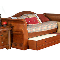 Oberon Cherry 3 Pc Daybed