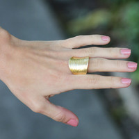 Today's Gold Ring